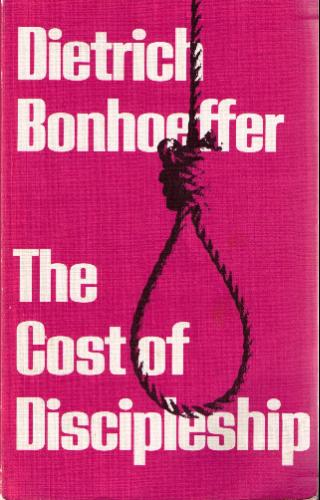 Dietrich Bonhoeffer-The Cost Of Discipleship-