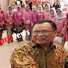 Plt Ketua PWI Pusat Hadiri Malam Pesta Perkawinan  Anak Ketua DKP Sulsel
