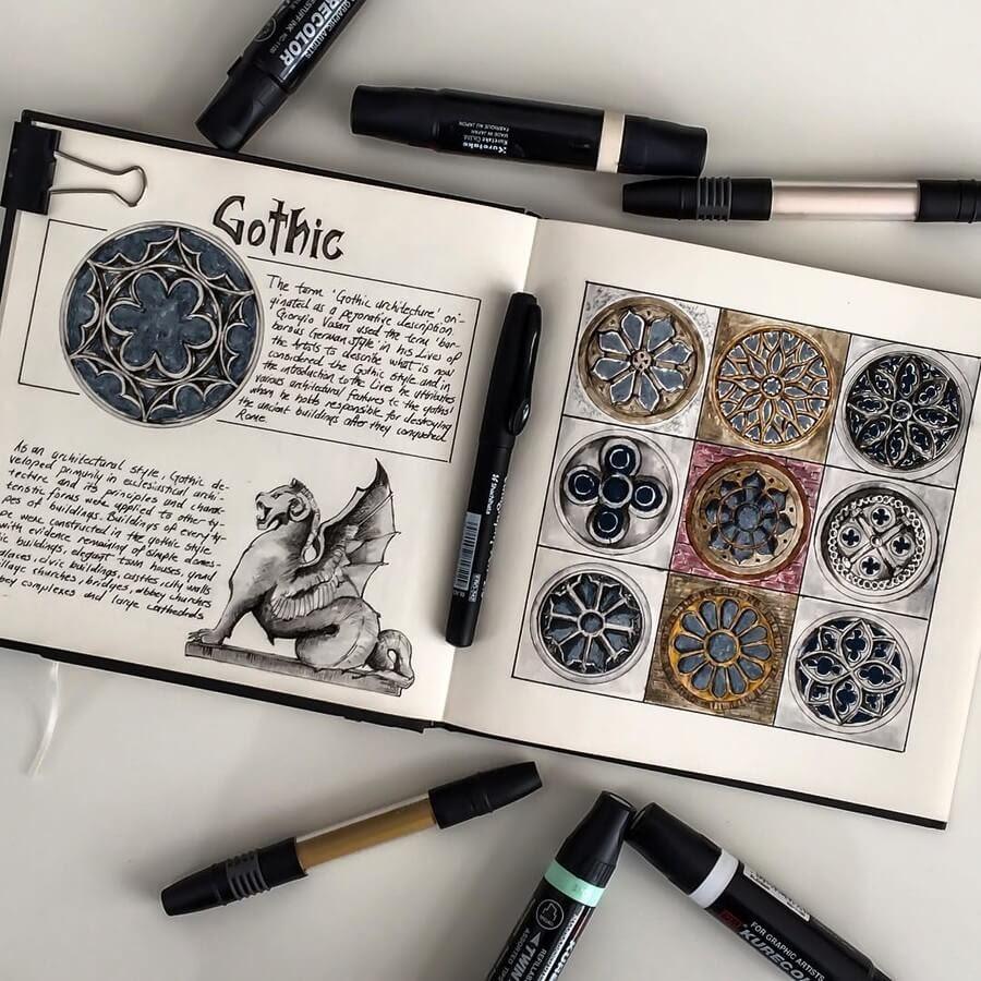 05-Gothic-Window-Details-Oğuzhan-Çengel-www-designstack-co