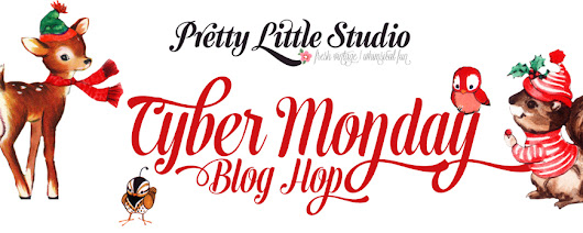 Pretty Little Studio Cyber Monday Blog Hop!!