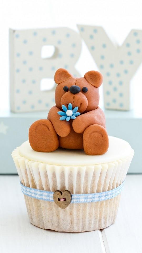 Bear Cake   Galaxy Note HD Wallpaper