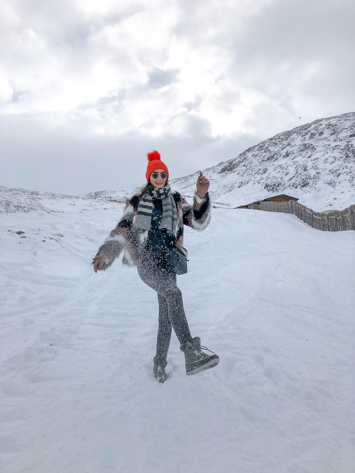 peexo snow fashion