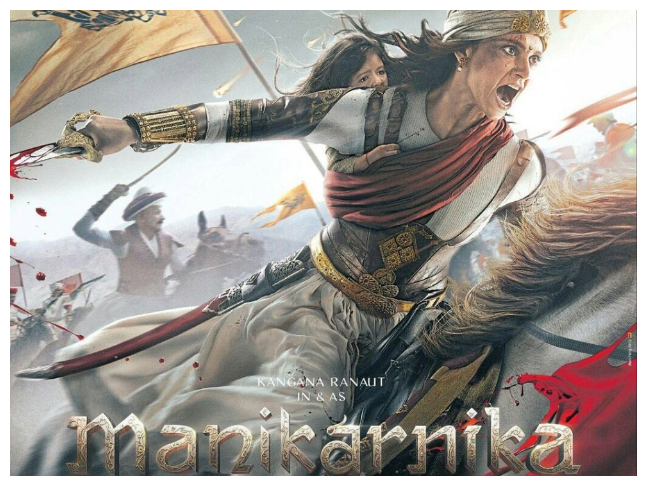 Manikarnika - The Queen of Jhansi crosses 75 crores on Box Office