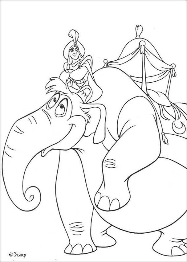 christmas gift: 14 Elephant Coloring Pages for Kids