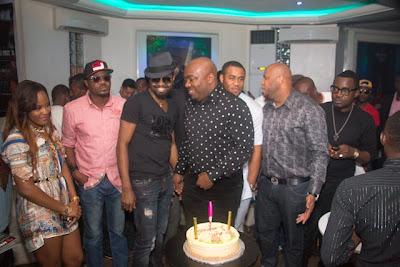 Celebrities at African Muzik Magazine launch