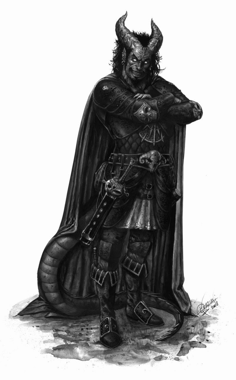 Realms of Chirak: D&D 5th: Moloron the Younger, Level 8