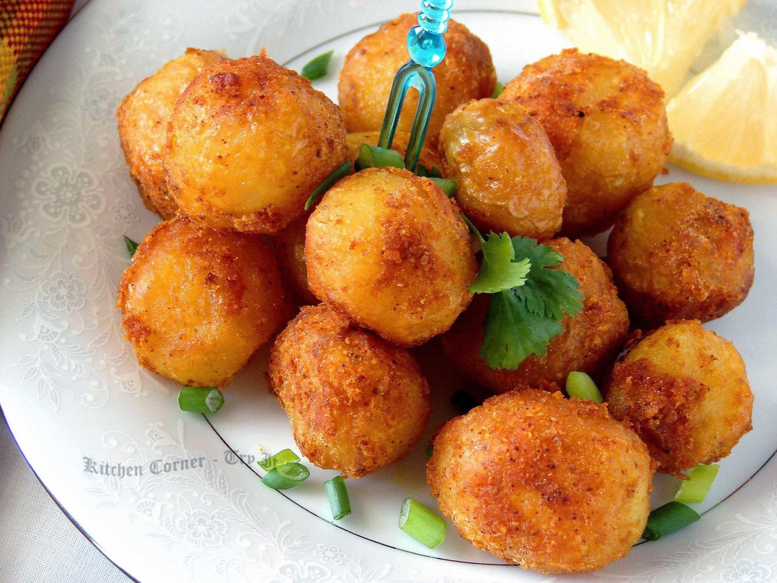 Baby Potato Cakes
