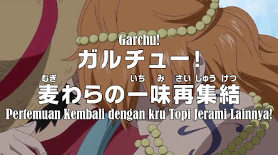 Download One Piece Episode 755 Sub Indo