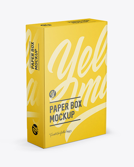 Download 140+ Best Software Box Mockup Templates | Free & Premium