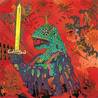 King Gizzard & the Lizard Wizard's 12 Bar Bruise