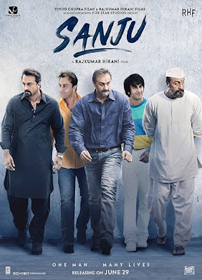 Sanju 2018 Hindi 720p BluRay 1.1GB