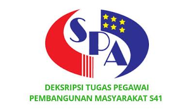 Gaji, Kelayakan & Tugas Pegawai Pembangunan Masyarakat S41