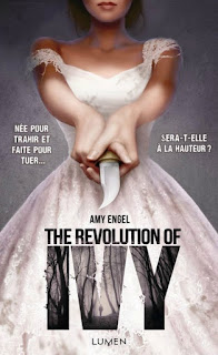 Couverture - The book of Ivy - The revolution of Ivy - Amy Engel