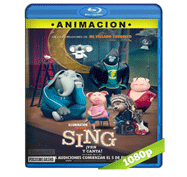 Sing: ¡Ven y canta! (2016) Full HD BRRip 1080p Audio Dual Latino/Ingles 5.1