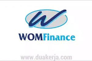 Lowongan Kerja PT WOM Finance Terbaru Tahun 2019