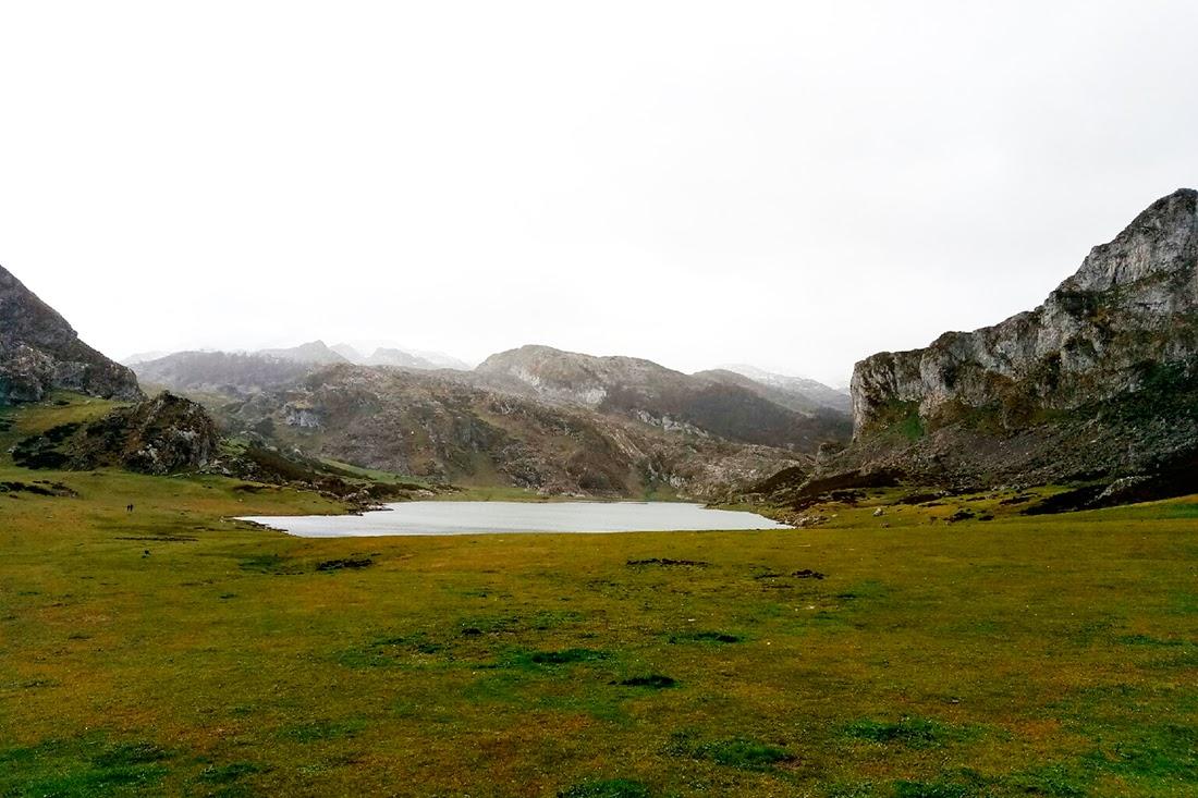 Covadonga Lago Ercina