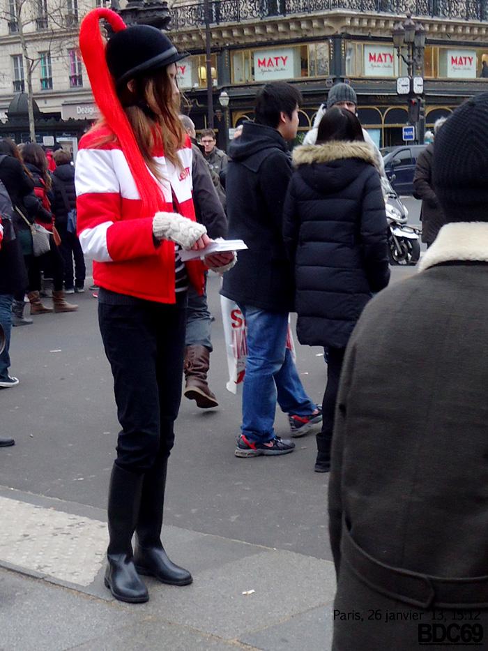 BDC69: Job pour Paris-Turf #2