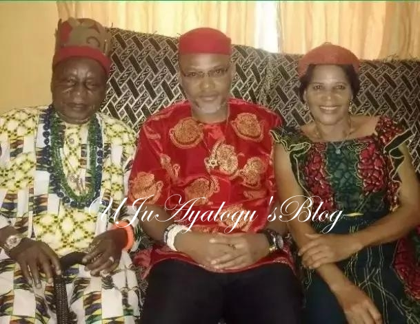 Bring Back Our Parents Dead Or Alive - Nnamdi Kanu's Family Speaks On 'Missing' IPOB Leader, His Parents