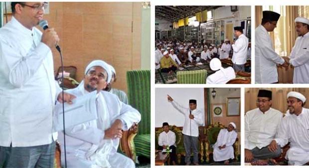 Apakah Anies Diuntungkan Kalangan Islam Garis Keras?
