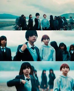避雷針MV欅坂46の奇妙なこと