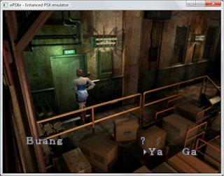 Download Iso Resident Evil 3 Nemesis Bahasa Indonesia untuk emulator PSX Windows & Android