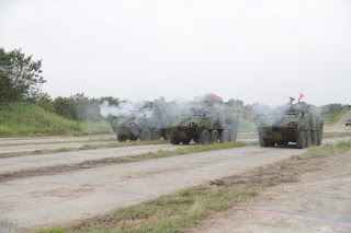Kendaraan Tempur Infanteri CM-34 Taiwan