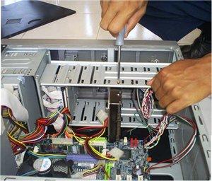 Cara memperbaiki Hardisk KomputerLaptop Rusak Total