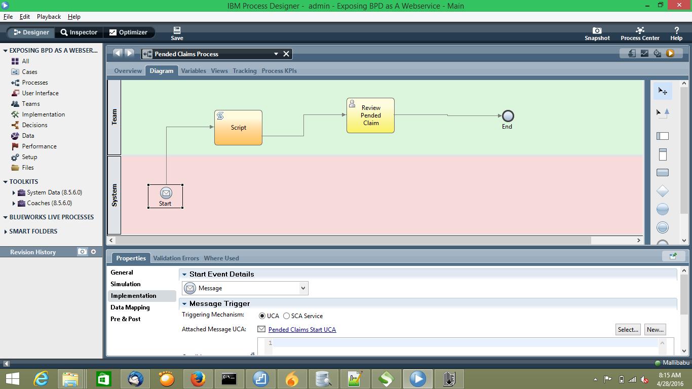 WTX EDI and BPM Solutions By Mallibabu: Exposing a BPD as a