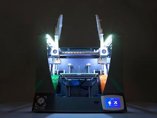 Sourcedrivers.com - BCN3D Technologies BCN3D Sigma 3D Printer Review and Driver Download