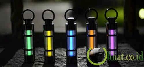 Tritium - Rp 350 juta tiap gram-nya