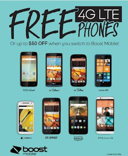 Image Result For Boost Mobile Plans With Free Phones