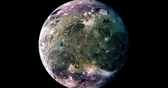 NASA: Jupiter Moon Ganymede May Have Layered Oceans That ...