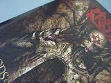 coperta bookletului cu semnatura lui Mille