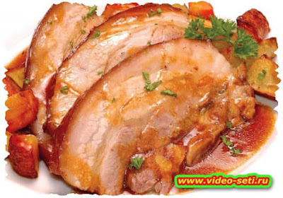 Herbed Roast Pork