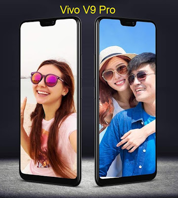 Vivo V9 Pro – 6.3-inches FHD+ Display | 16MP AI Selfie Camera | Qualcomm Snapdragon 660AIE | 6GB/64GB