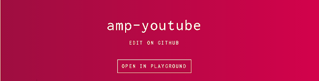 How to Make Easy Youtube AMP Video on Blog
