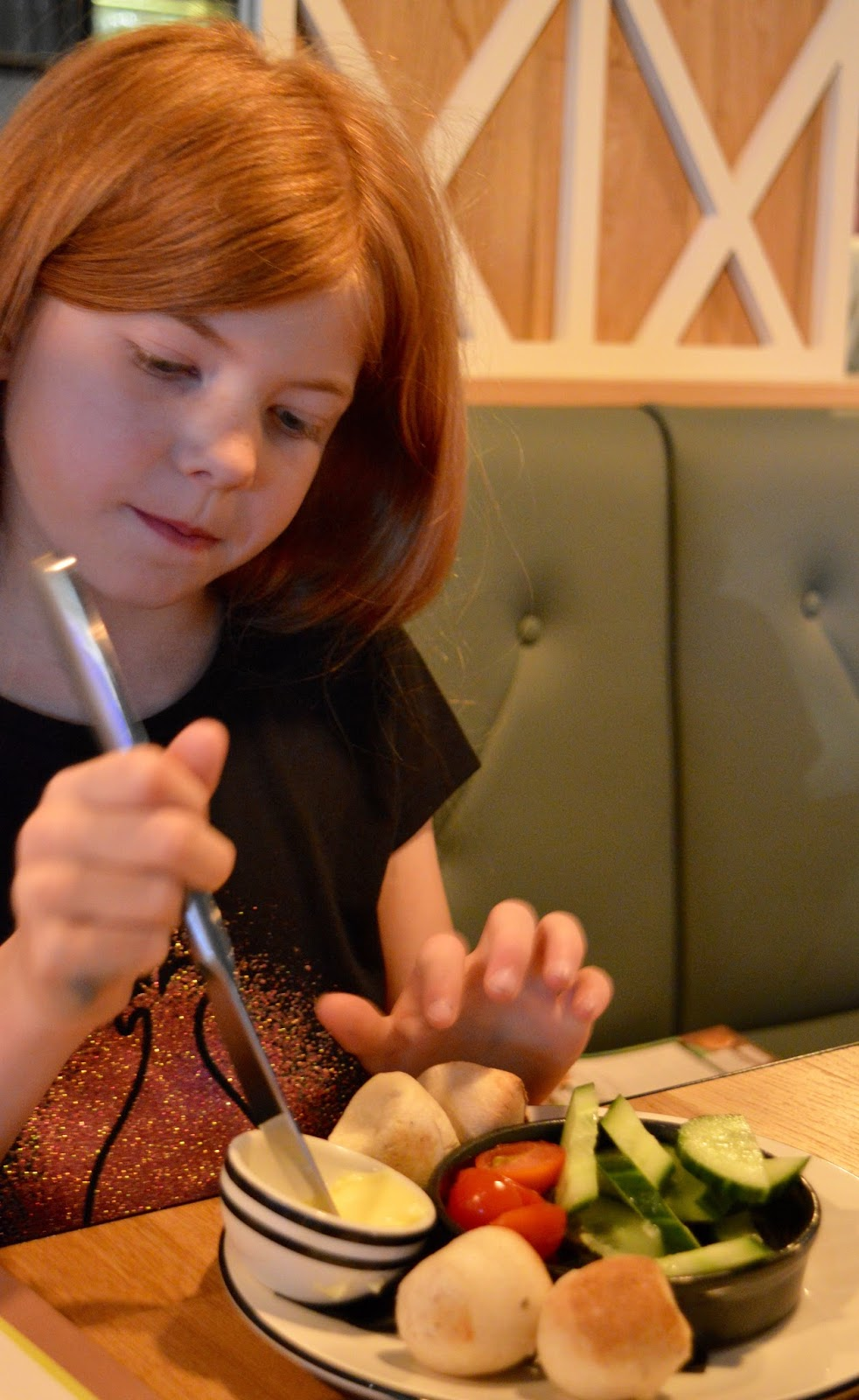Remembering Metroland with Family Dining and the Kid's Menu at Pizza Express intu Metrocentre - dough balls