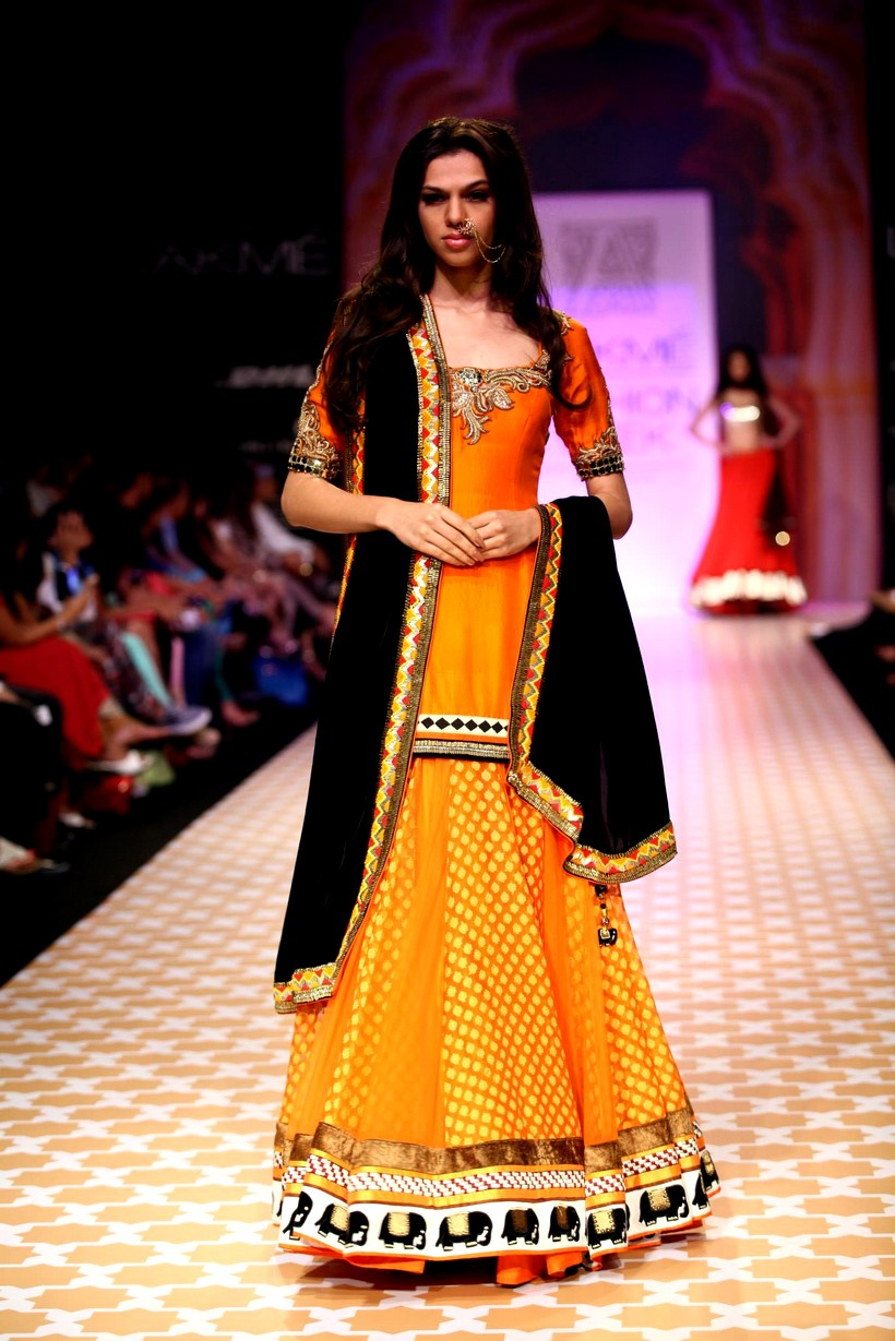 Lakme Fashion Show Winter / Festive 2013 Day-5
