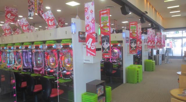 Kushiro - Pashinko-Spielhalle