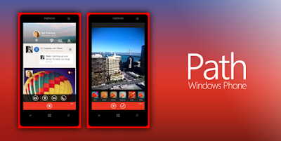 Path For Windows Phone