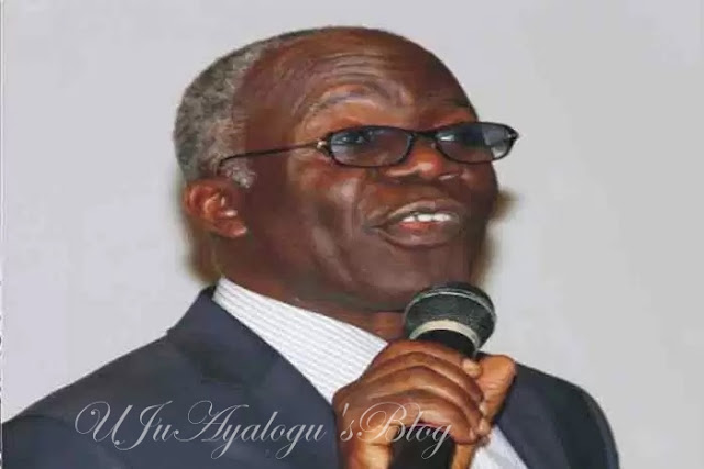 Falana SAN Applauds CJN For Creating Special Court For Corruption Cases