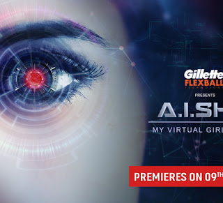 'A.I.SHA - My Virtual Girlfriend' web fiction show on Arre Plot Wiki,Cast