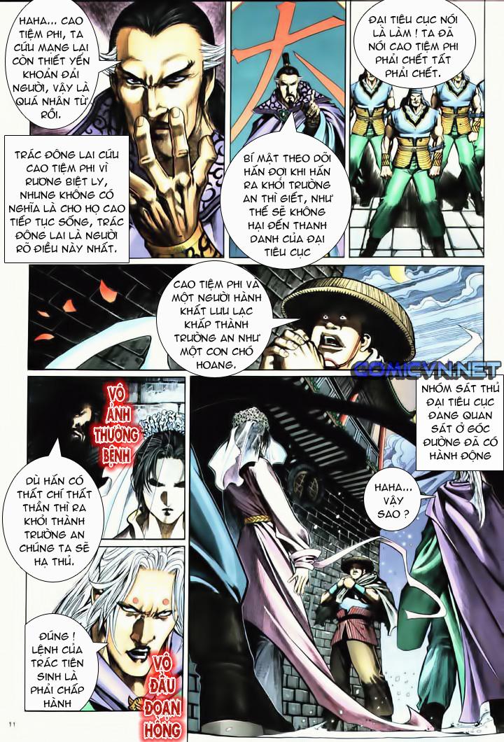 Anh hùng vô lệ Chap 10 trang 8