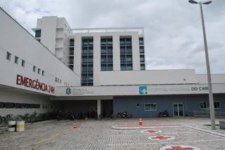 Resultado de imagem para hospital regional do cariri