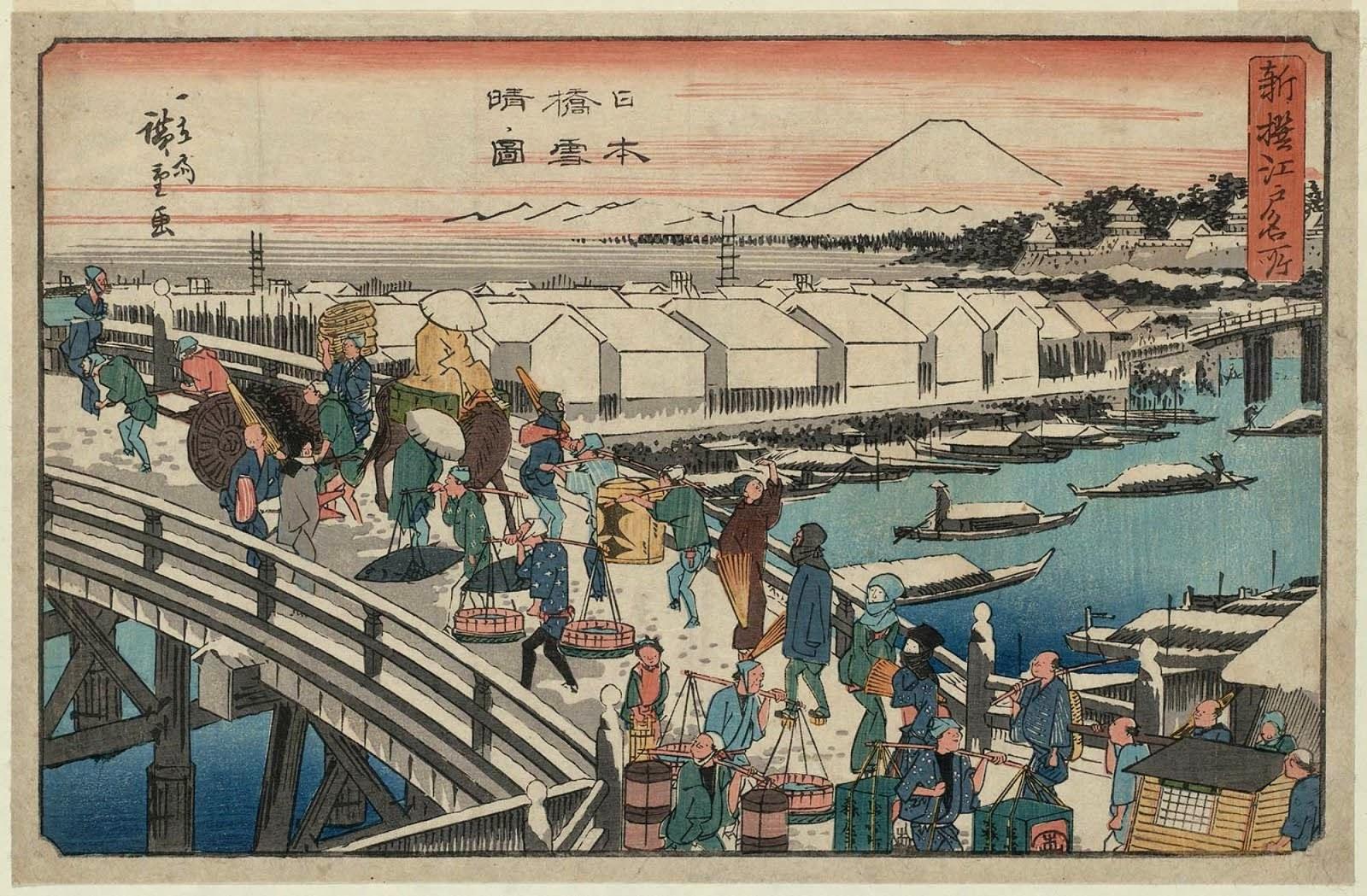 Ukiyo E The Japanese Art Prints