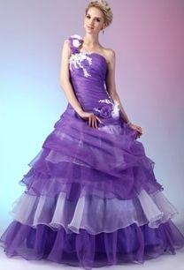 Vestidos de Fiesta Quince Años, Graduacion, parte 1
