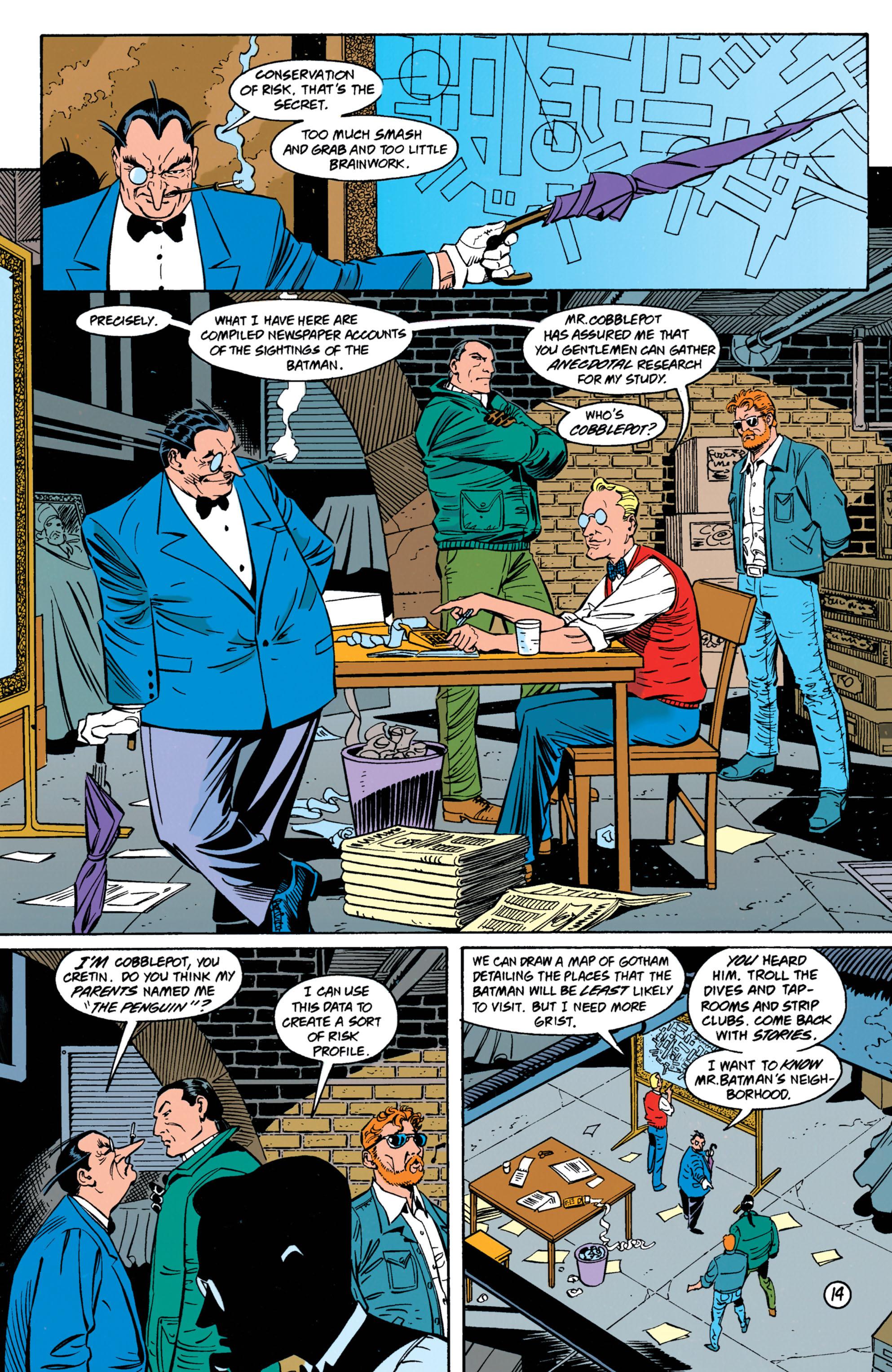 Detective Comics (1937) 683 Page 14