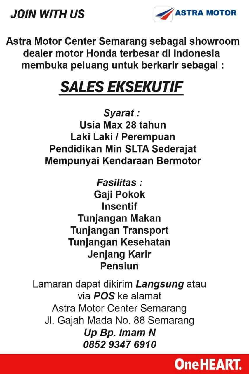 sales eksekutif