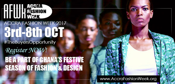 More African designers to join 2017 Accra Fashion Week