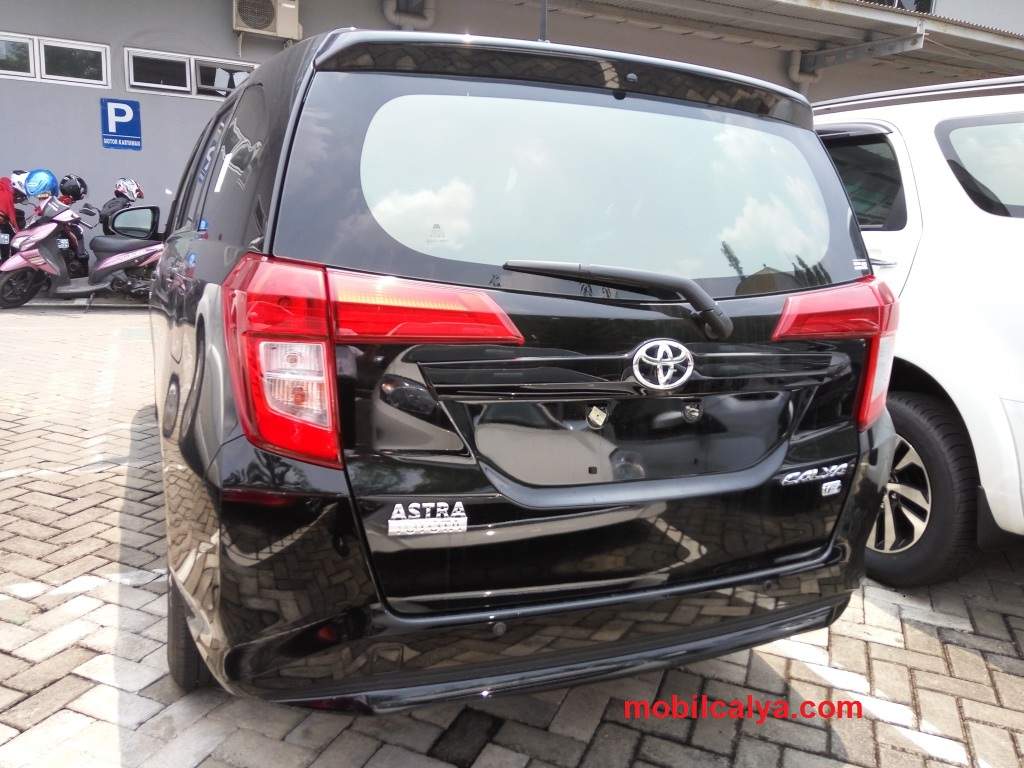 Grand New Avanza Warna Hitam Brand Toyota Camry Motor 95 Modifikasi All 2018